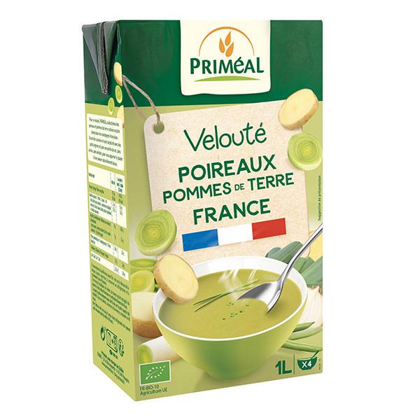 Priméal - Velouté poireaux et pommes de terre 1L