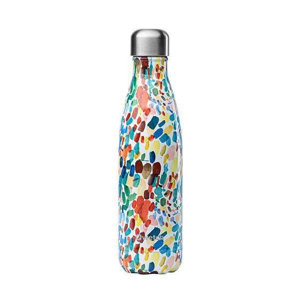 Qwetch - Bouteille isotherme inox Arty 50cl