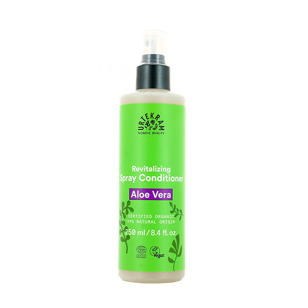 Urtekram - Démêlant cheveux à l'aloe vera spray 250ml