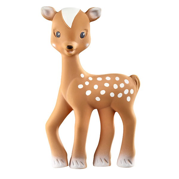 Vulli - Sophie la girafe - Fanfan le faon - Dès la naissance