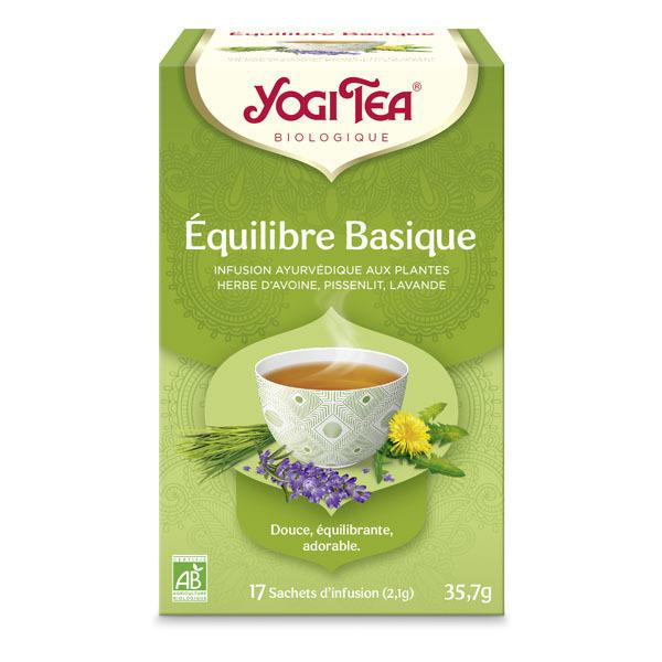 Yogi Tea - Infusion Equilibre Basique 17 sachets