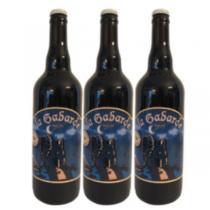 Vinaccus - Bière artisanale BIO : LA GABARDE BRUNE 75cl - 1btle - 7% vol