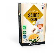 Aromandise - Sauce au carré pour béchamel 90g