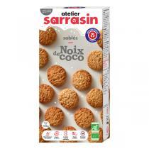 Atelier Sarrasin - Sablés noix de coco 100g