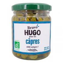 Bravo Hugo - Câpres surfines à l'estragon 22,8cl