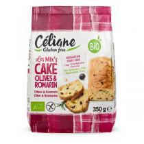 Céliane - Mix cake aux olives sans gluten 350g