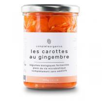 Completeorganics - Carottes au gingembre 300g