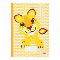 Coq En Pâte - Cahier d'écriture et dessin A5 Lion 48p