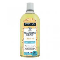 Coslys - Shampoing douche céréales 750ml