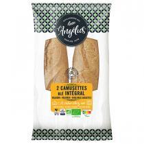 L'Angélus - Camusettes au blé intégral 2x200g