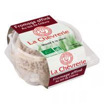 La Chèvrerie - Fromage de chèvre affiné 140g