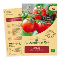 La Semence Bio - Graines de Tomate Délice des jardiniers