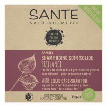 Santé - Shampoing solide Brillance bouleau 60g