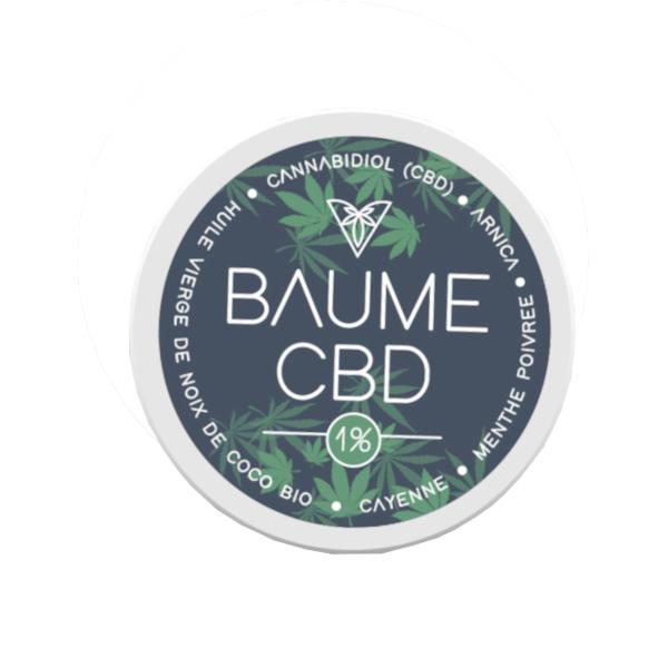 Vegetool - Baume CBD 1% (30 ml)