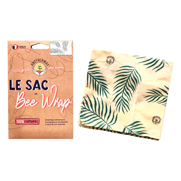 Anotherway - Sac alimentaire réutilisable Taille L