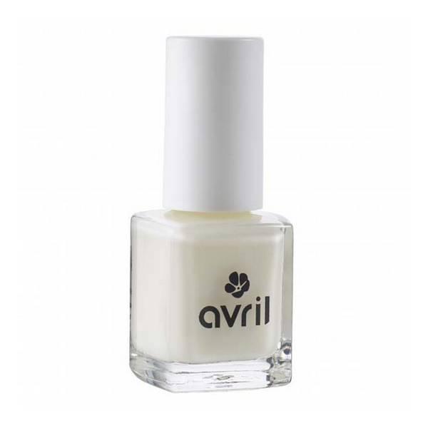 Avril - Vernis blanchisseur