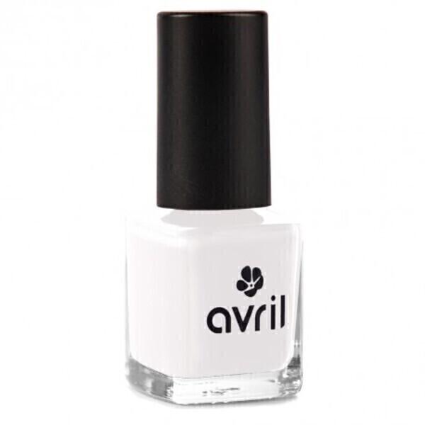 Avril - Vernis french blanc n°95 7ml