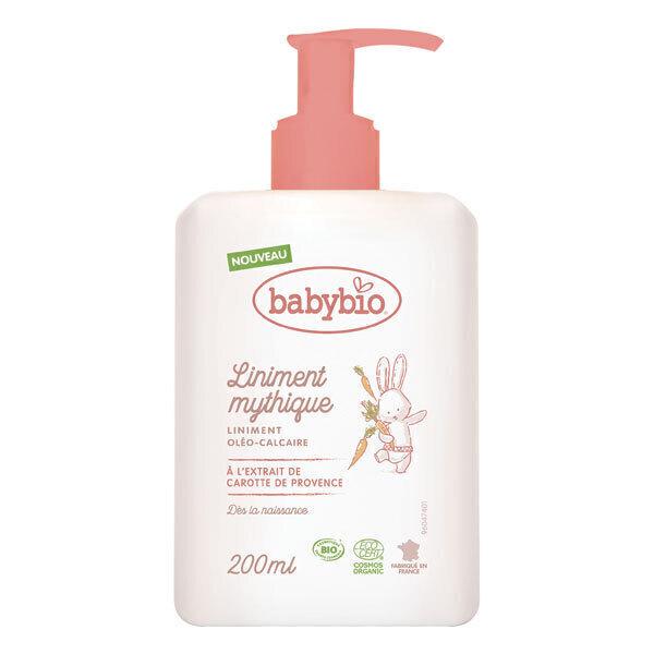 Babybio - Liniment Mythique oléo-calcaire 200ml