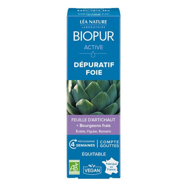 Biopur - Active gouttes Dépuratif Foie 30ml