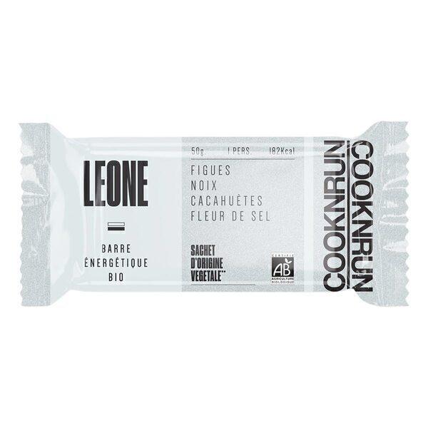 Cook N'Run - Barre énergétique Léone figue noix cacahuète 50g