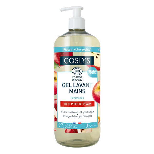 Coslys - Gel lavant mains à la pomme 1L