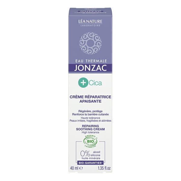 Eau Thermale Jonzac - Crème réparatrice apaisante 40ml