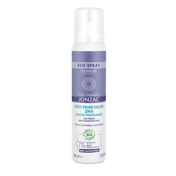 Eau Thermale Jonzac - Déodorant spray 24h Nutritive 100ml