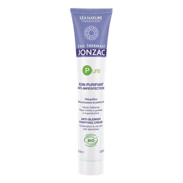 Eau Thermale Jonzac - Soin purifiant anti-imperfections 50ml