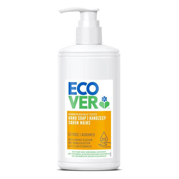 Ecover - Savon mains Agrumes flacon pompe 250ml