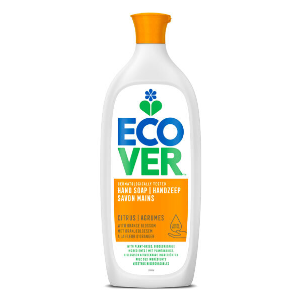 Ecover - Savon mains Agrumes recharge 1L