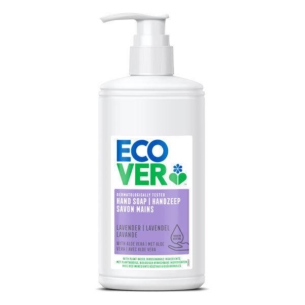 Ecover - Savon mains Lavande flacon pompe 250ml