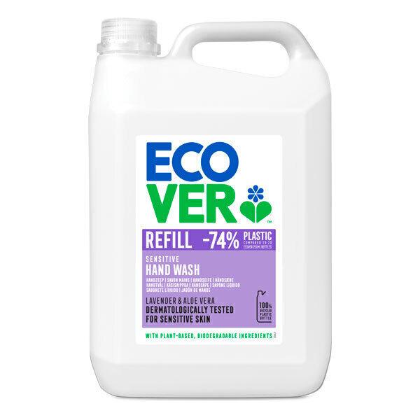 Ecover - Savon mains Lavande recharge 5L