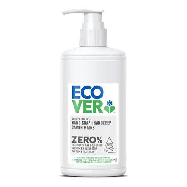 Ecover - Savon mains ZERO flacon pompe 250ml