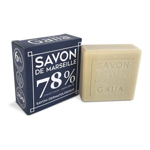 Gaiia - Savon de Marseille Pur Olive 100g