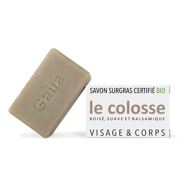 Gaiia - Savon Surgras Le Colosse 100g