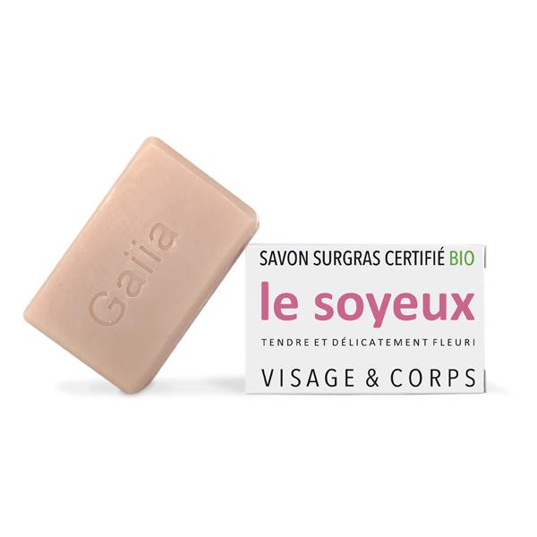Gaiia - Savon Surgras Le Soyeux 100g
