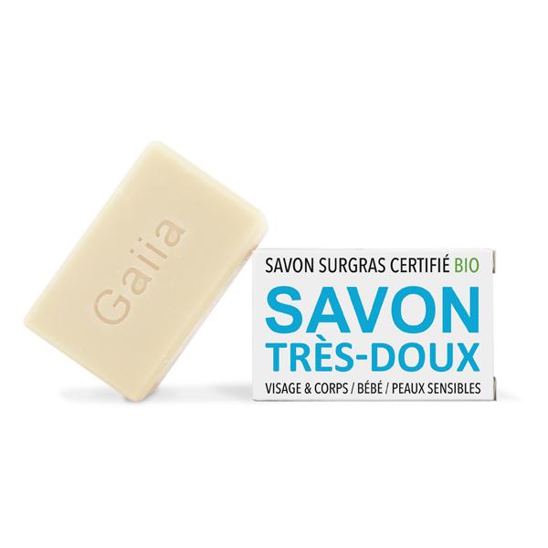 Gaiia - Savon Surgras Très Doux 100g