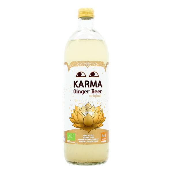 Karma - Ginger beer original 75cl