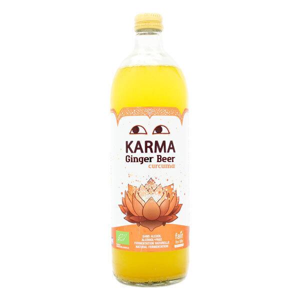 Karma - Ginger beer curcuma 75cl
