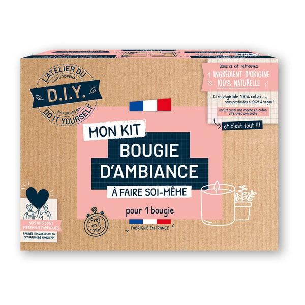 L'Atelier Du Do It Yourself - Kit DIY pour Bougie 100% végétale