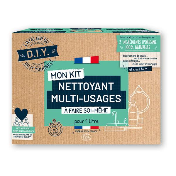 L'Atelier Du Do It Yourself - Kit DIY pour Nettoyant Multi-Usages 1L