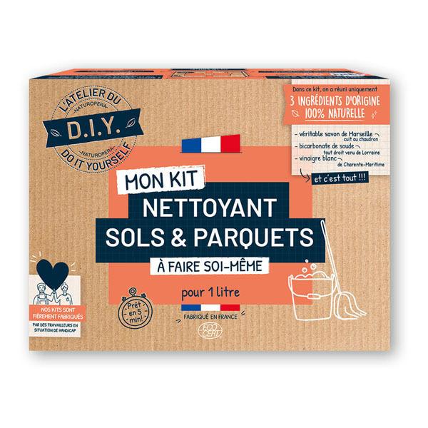 L'Atelier Du Do It Yourself - Kit DIY pour Nettoyant Sols 1L