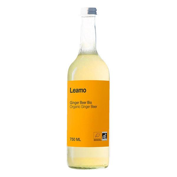 LEAMO - Limonade ginger beer bio 75cl