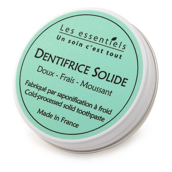 Les Essentiels - Dentifrice solide 40ml