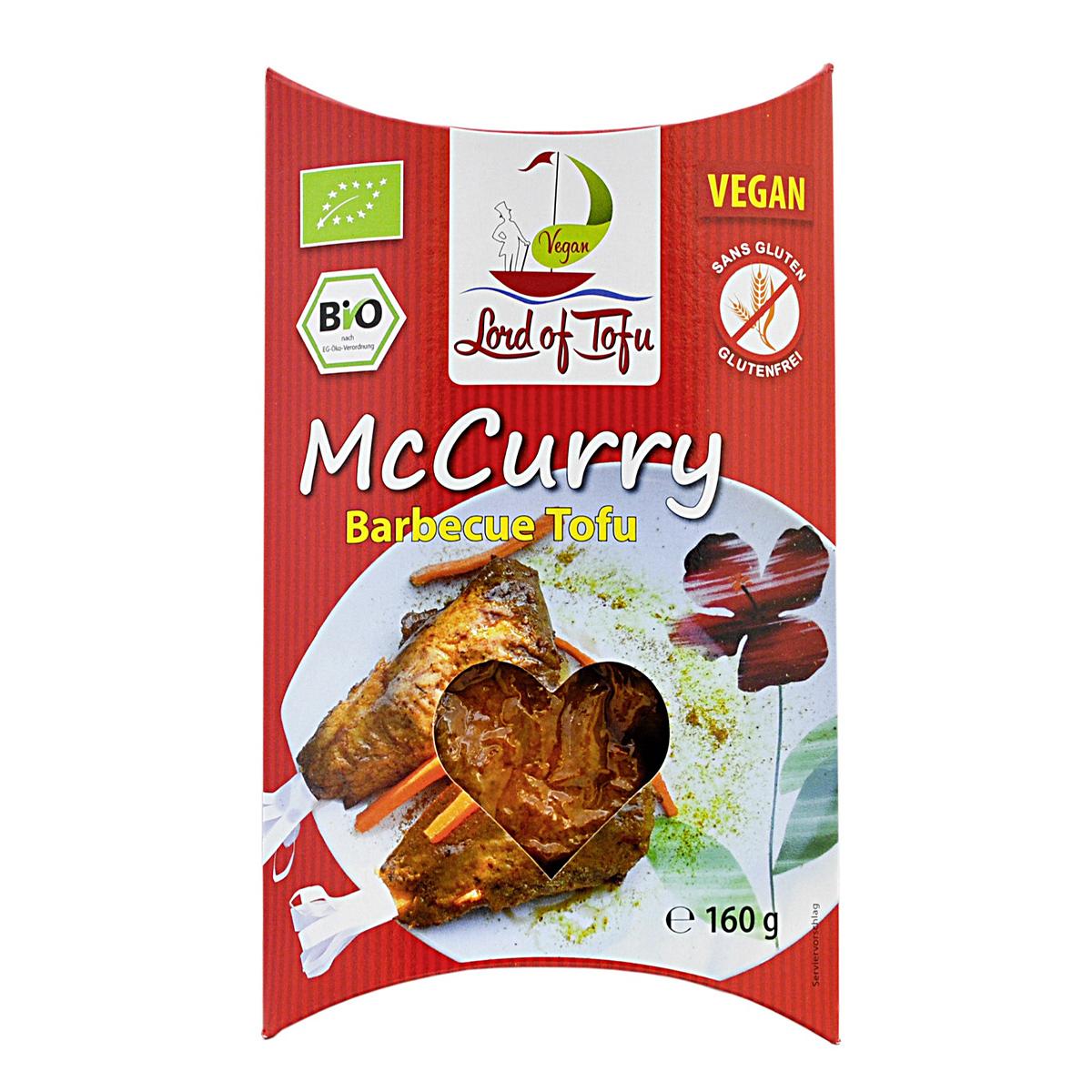 Lord of Tofu - Alternative vegan aux cuisses de poulet 160g