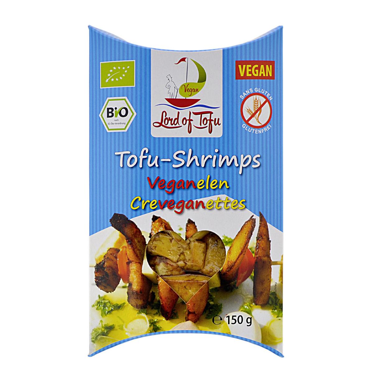 Lord of Tofu - Crevettes de tofu 150g