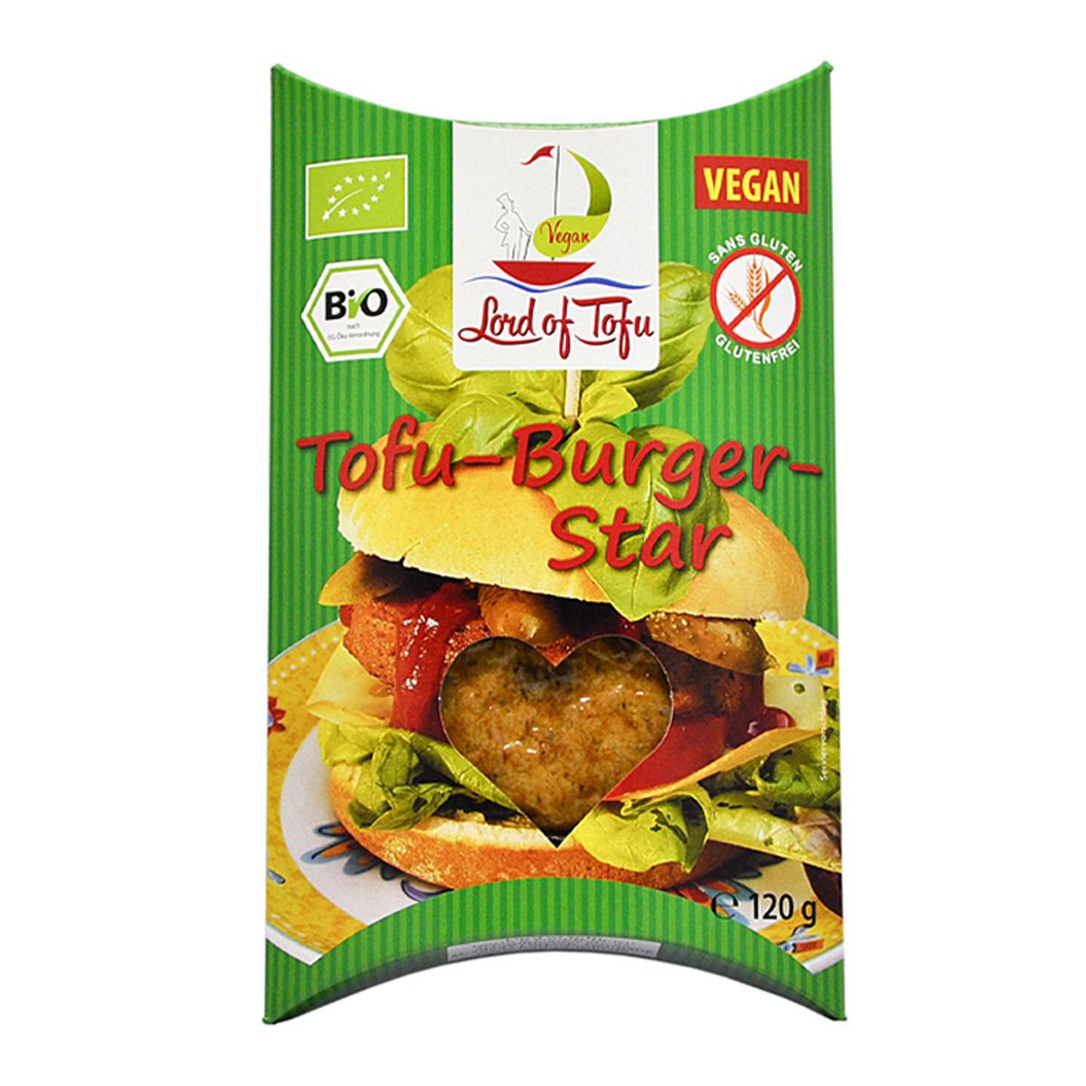 Lord of Tofu - Steak hâché pour burger au tofu 120g
