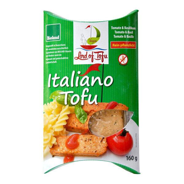 Lord of Tofu - Tofu à l'Italienne 160g