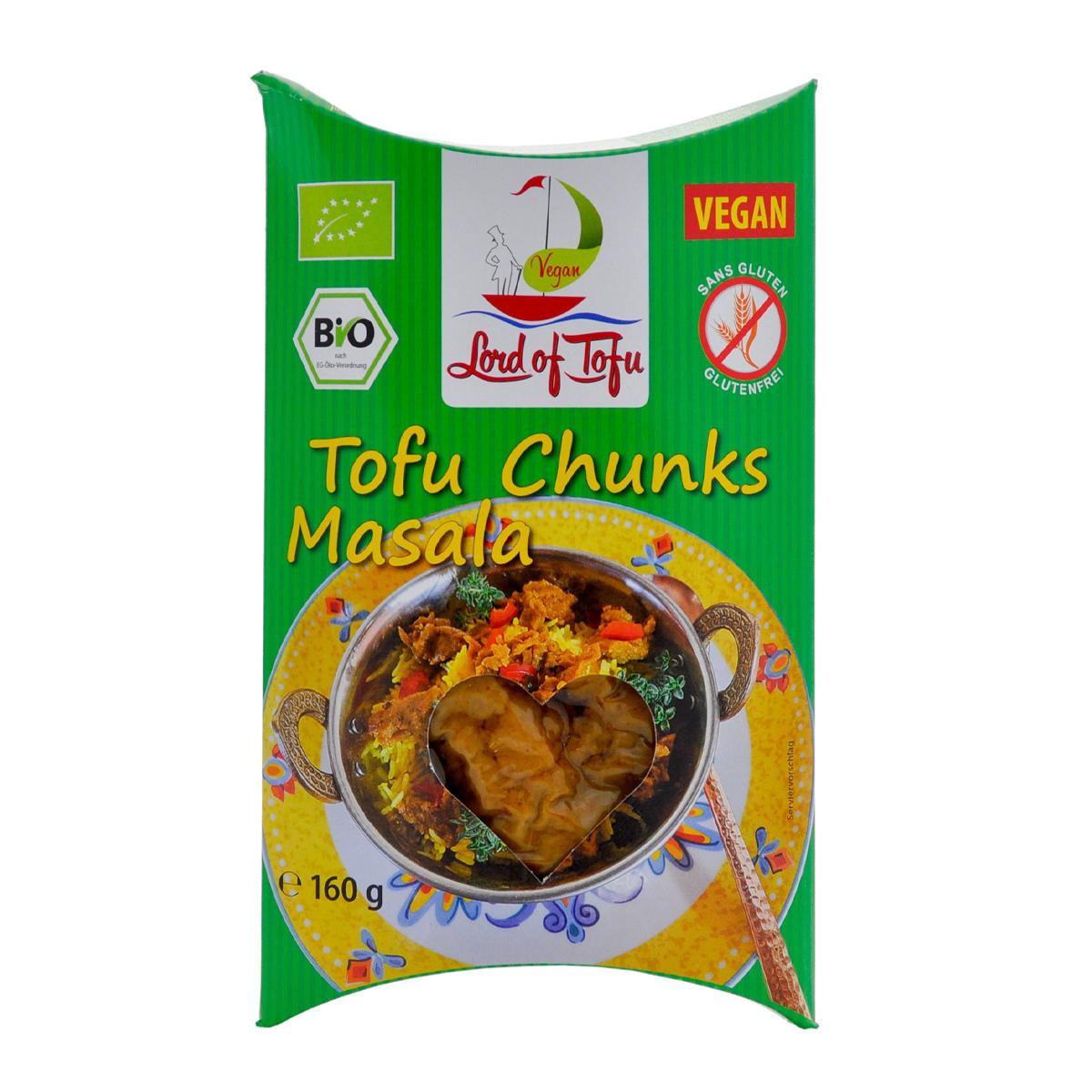 Lord of Tofu - Tofu Chicken Masala 160g