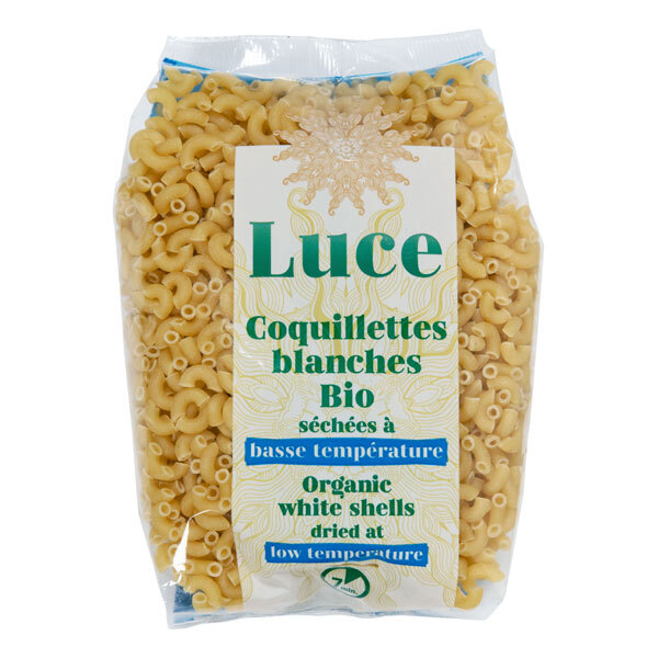 Luce - Coquillettes blanches 500g